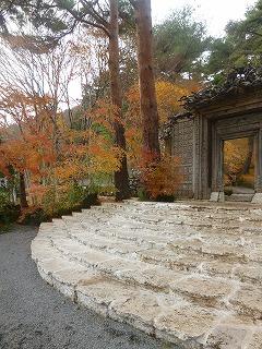 KAWAGUCHIKOその2 一竹美術館 庭園_a0165160_1013128.jpg