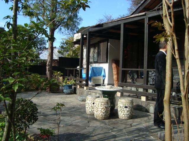 瑞泉寺「中国精進料理 鎌倉 凜林」へ行く。_f0232060_2012232.jpg