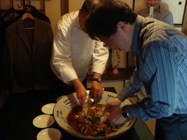 瑞泉寺「中国精進料理 鎌倉 凜林」へ行く。_f0232060_2056348.jpg