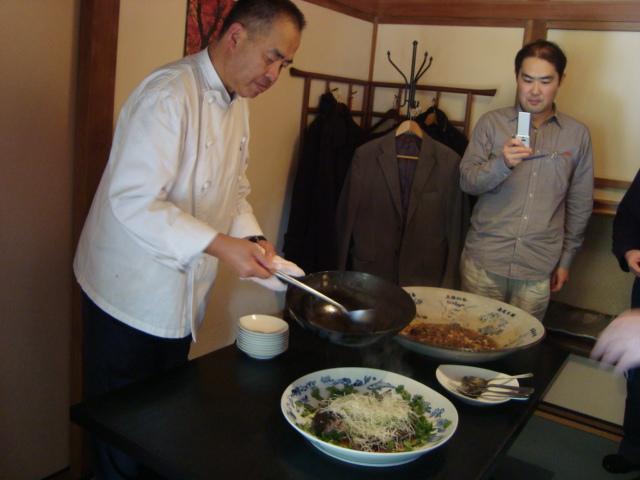瑞泉寺「中国精進料理 鎌倉 凜林」へ行く。_f0232060_2101358.jpg