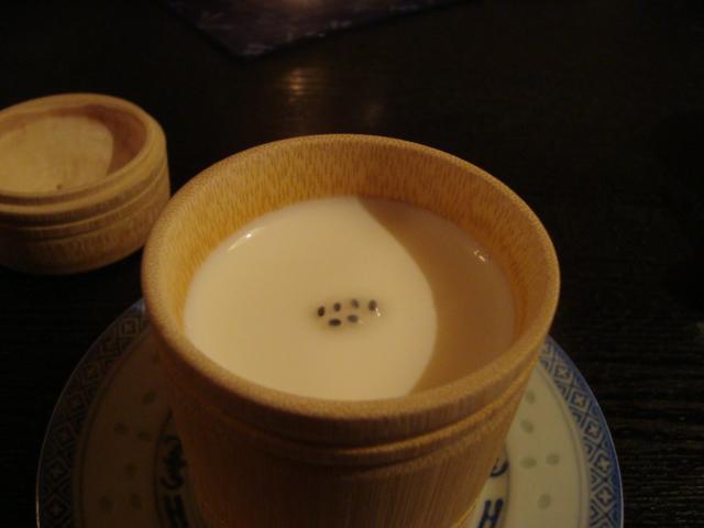 瑞泉寺「中国精進料理 鎌倉 凜林」へ行く。_f0232060_2175115.jpg