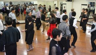 第二回ダンスパーティー♪_a0130266_19324144.jpg