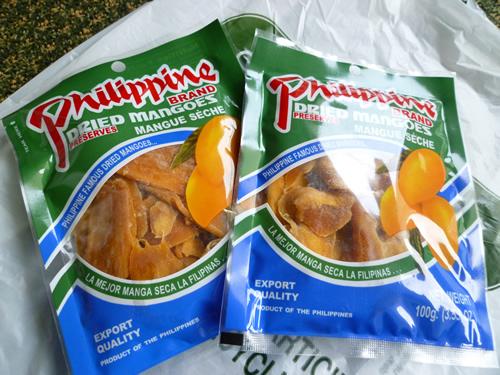 Philippine BRAND DRIED MANGOES_c0152767_21544685.jpg