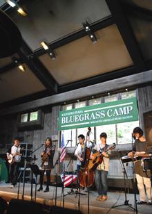 KazCamp 2012 神戸大学学生バンド + まろんまかろん_a0285674_1110989.jpg