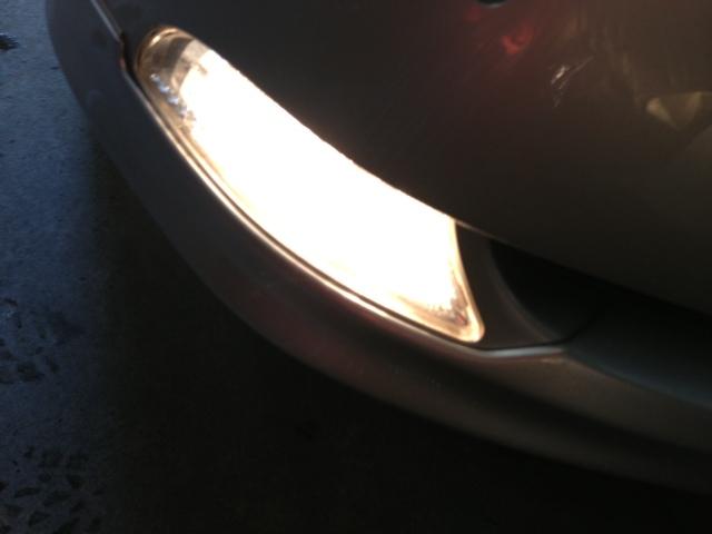 レクサス LS460 ヘッド フォグ HID ポジション ナンバー灯 LED_b0127002_10232032.jpg