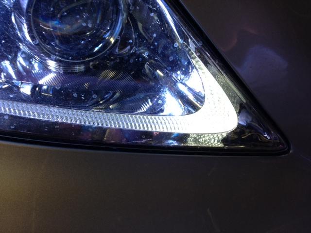 レクサス LS460 ヘッド フォグ HID ポジション ナンバー灯 LED_b0127002_102884.jpg
