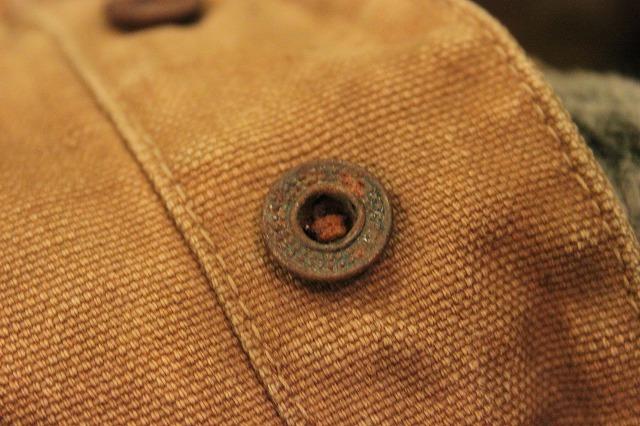 SPECIAL!! BROWN CANVAS WORK PANTS!_d0121303_205896.jpg