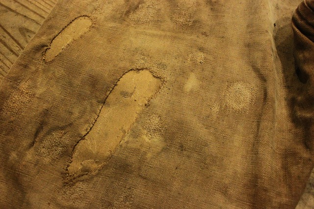 SPECIAL!! BROWN CANVAS WORK PANTS!_d0121303_2061143.jpg