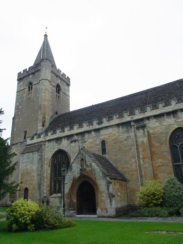 イギリスの小さな町、ブラッドフォード=オン=エイヴォン_d0116009_10071.jpg