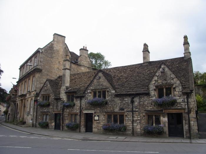 イギリスの小さな町、ブラッドフォード=オン=エイヴォン_d0116009_9501810.jpg