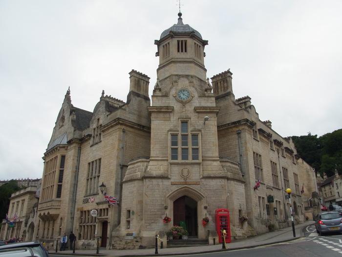 イギリスの小さな町、ブラッドフォード=オン=エイヴォン_d0116009_9581255.jpg