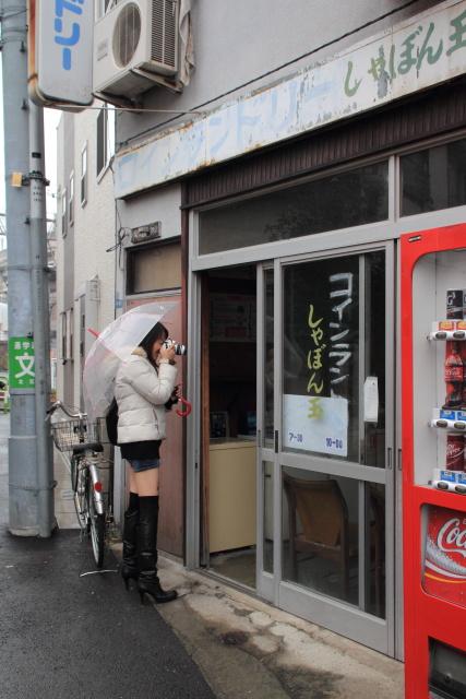 東十条  小雨まじりのペンタックス_b0061717_985720.jpg