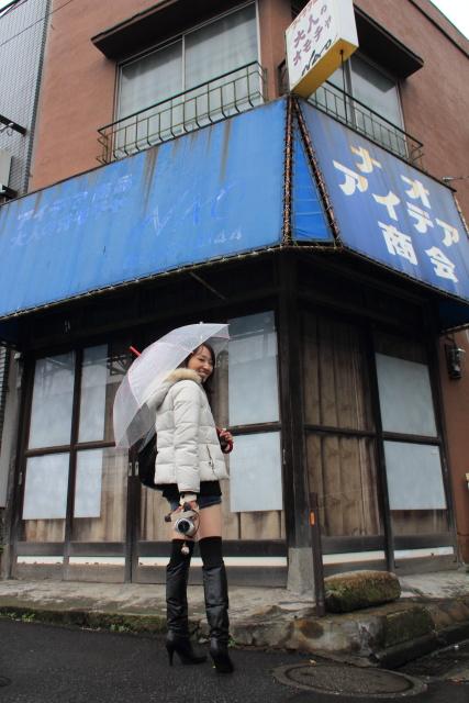 東十条  小雨まじりのペンタックス_b0061717_99938.jpg