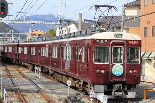 今年最後の阪急臨時列車_d0202264_16553986.jpg