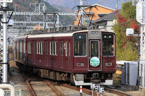 今年最後の阪急臨時列車_d0202264_1656517.jpg