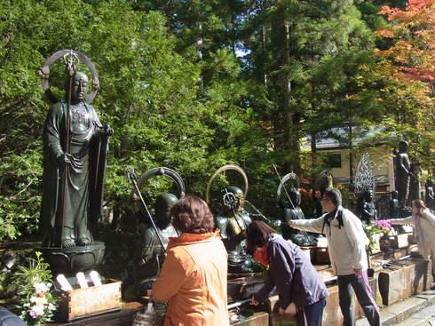 2日目:高野山散策 _a0207588_22444989.jpg