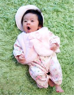 産後2ヶ月半のカラダと食事。「きゃはは!」が聞きたい夫婦(笑)_d0224894_19214782.jpg