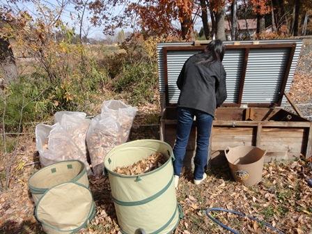 堆肥作り+engawacafe_d0152765_21264874.jpg
