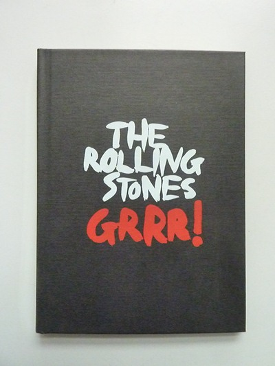 2012-12-03 『GRRR! Rolling Stones Greatest Hits』 _e0021965_1455813.jpg