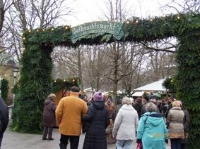 イングリッシュガーデンのクリスマスマーケット_e0195766_6292480.jpg