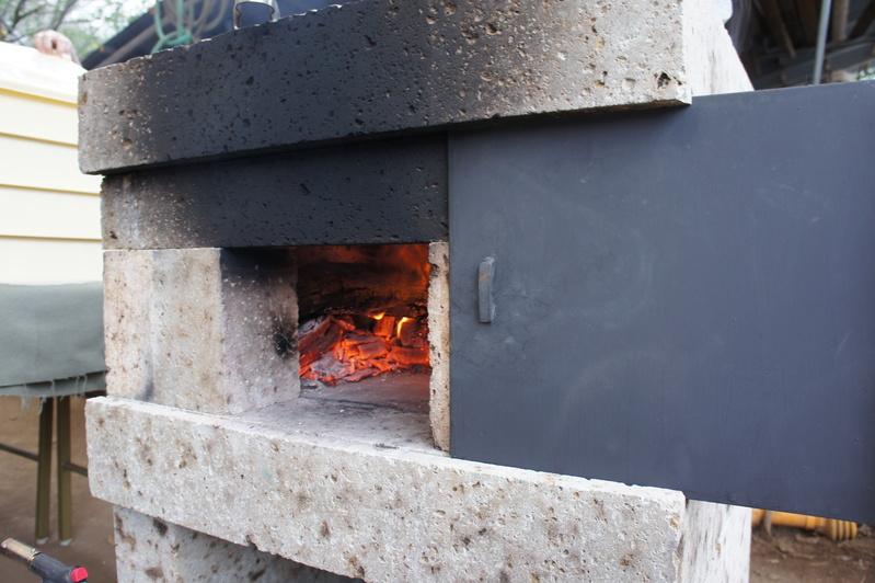 石窯ピッツァin自然農園レインボーファミリー  2012.10.27_e0223769_1512155.jpg