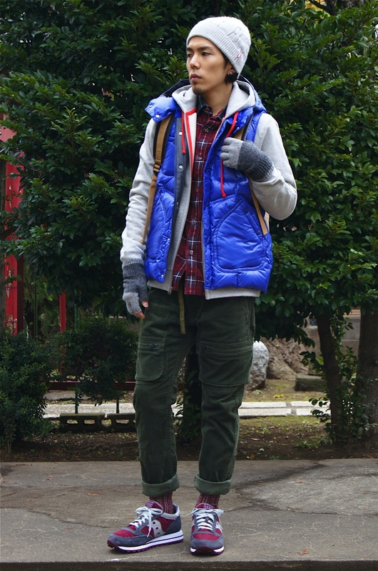 "\""White Mountaineering × S/DOUBLE\"" Outdoor & Street Mix!!_f0020773_2156296.jpg"