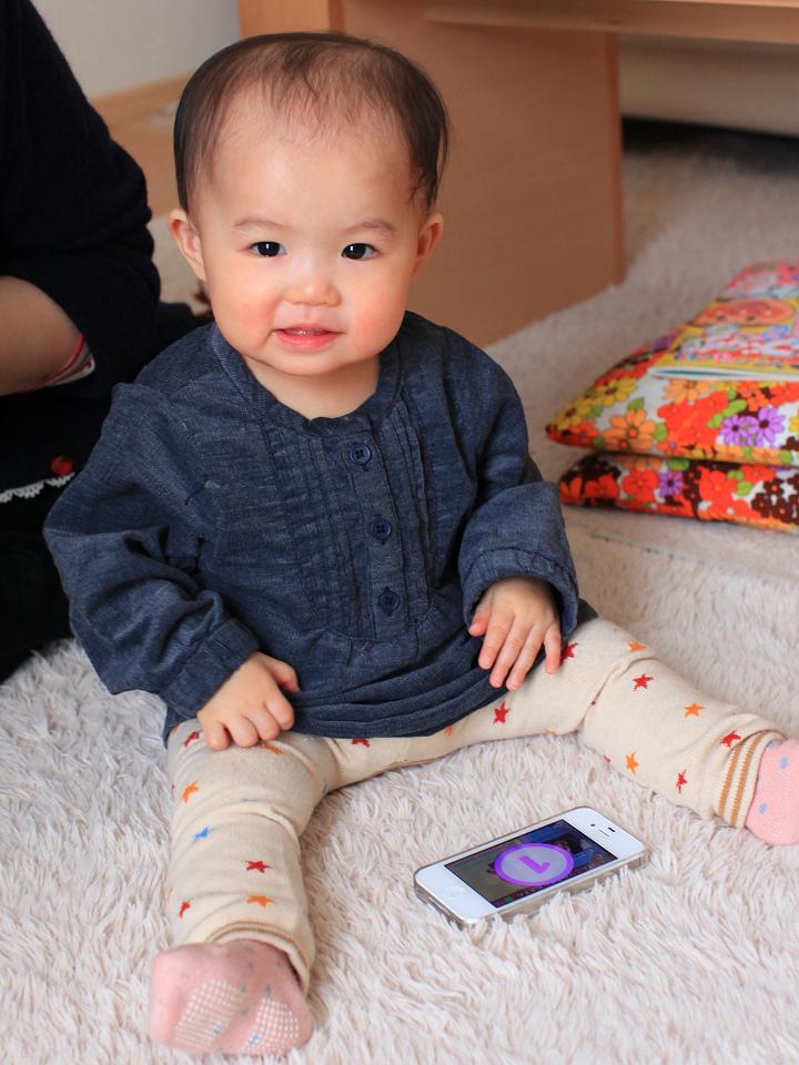 iPhoneのアプリを操作して お気に入りの音をだすなんてビックリ_a0160581_1635090.jpg