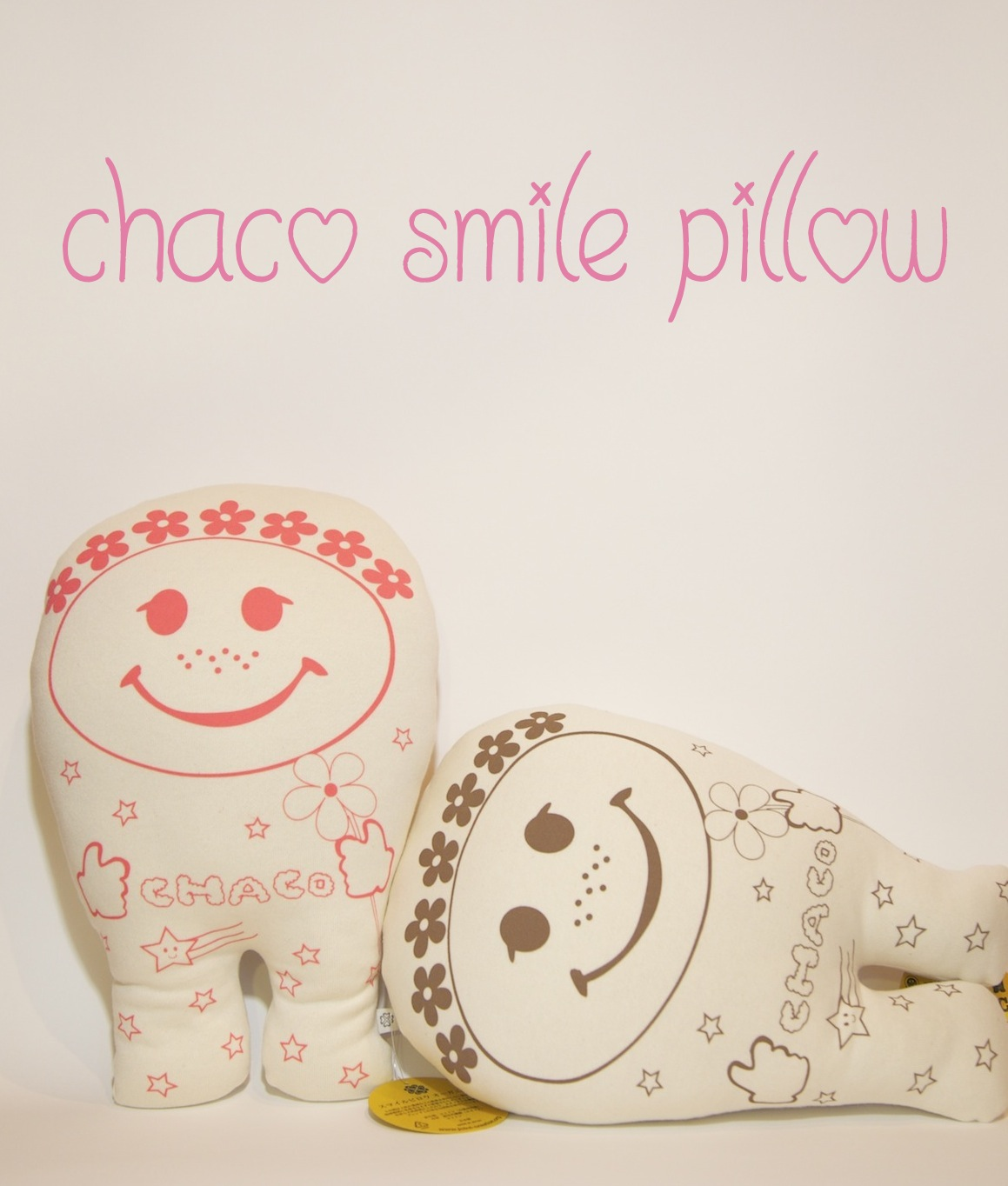 CHACO SMILE PILLOW♡♡_f0153892_12175376.jpg