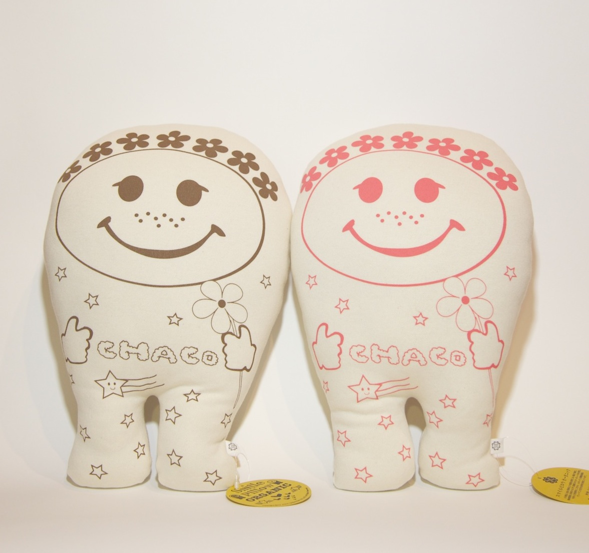 CHACO SMILE PILLOW♡♡_f0153892_12191981.jpg