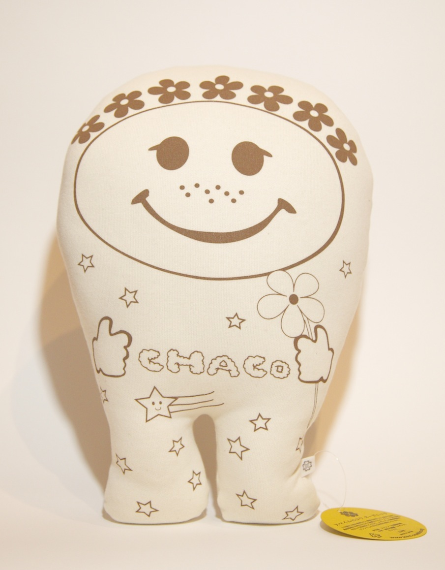CHACO SMILE PILLOW♡♡_f0153892_1220228.jpg