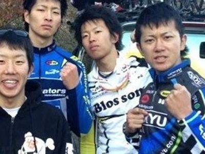金栄堂サポート:日本大学自転車競技部・我妻優弥選手インプレッション!_c0003493_10242556.jpg