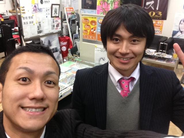 来店ぞくぜく(^.^)_b0127002_1624394.jpg