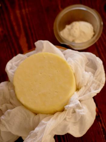 オットの自家製チーズ_b0253205_13134695.jpg