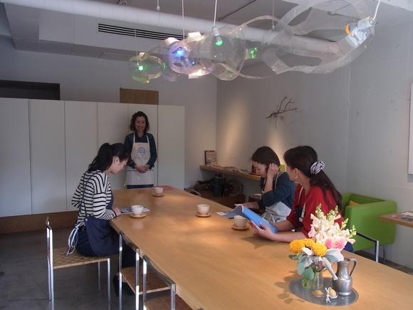 「シリコンスチーマー」を使った料理教室を開催しました  (記:藤本 洋子)_a0195310_191971.jpg