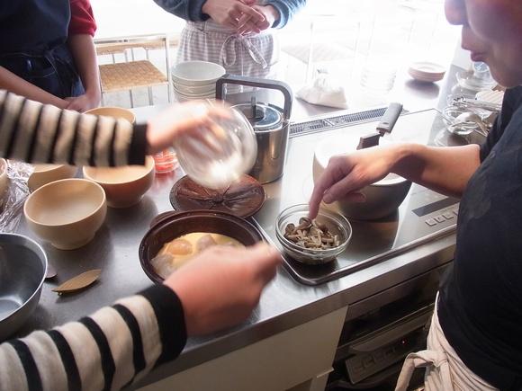 「シリコンスチーマー」を使った料理教室を開催しました  (記:藤本 洋子)_a0195310_19332888.jpg