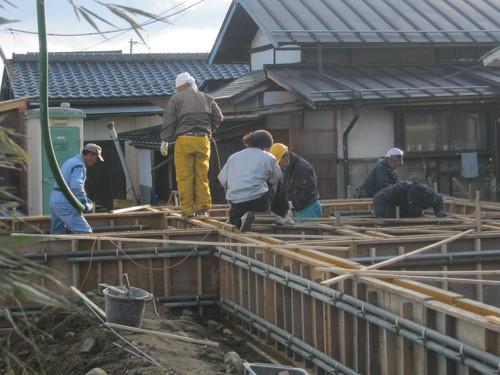 F店舗新築工事  進行状況_c0218716_18213587.jpg