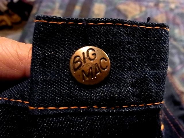 アメリカ仕入れ情報#9 デッドストック 70'S~BIGMAC ペインターパンツ!_c0144020_1215599.jpg
