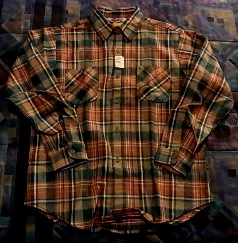 アメリカ仕入れ情報#10 デッドストック BIGMAC ネルシャツ!_c0144020_12203139.jpg