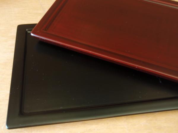 小林慎二さんの折敷き、お皿、高田谷将宏さんの飯茶碗_b0132442_17424955.jpg