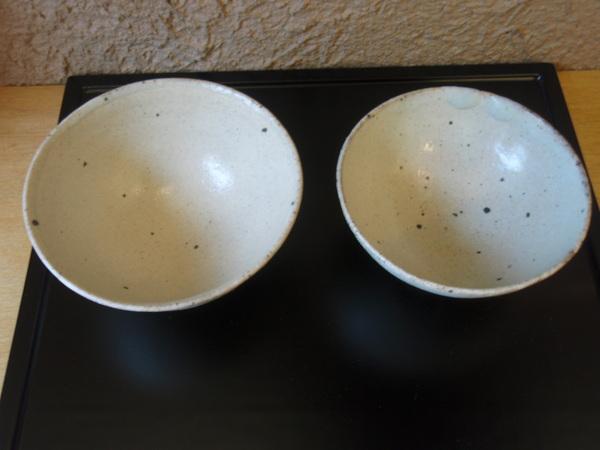 小林慎二さんの折敷き、お皿、高田谷将宏さんの飯茶碗_b0132442_17461662.jpg