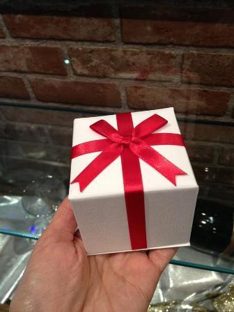 クリスマス限定ラッピング(*^_^*)_e0087043_19493197.jpg