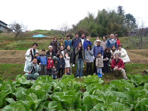 『円城白菜』収穫祭開催しました!_b0211845_10563948.jpg