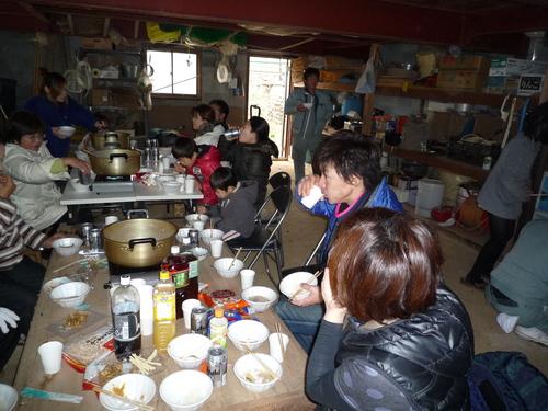 『円城白菜』収穫祭開催しました!_b0211845_1170100.jpg