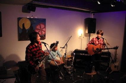 12/1  大阪 西長堀cafe room_e0100250_7328100.jpg