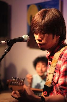 12/1  大阪 西長堀cafe room_e0100250_761489.jpg