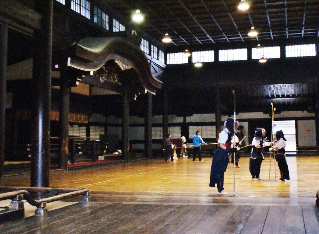 京都市武道センター(旧武徳殿)...