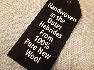 woolその2  Harris Tweed♪_a0165160_8594840.jpg