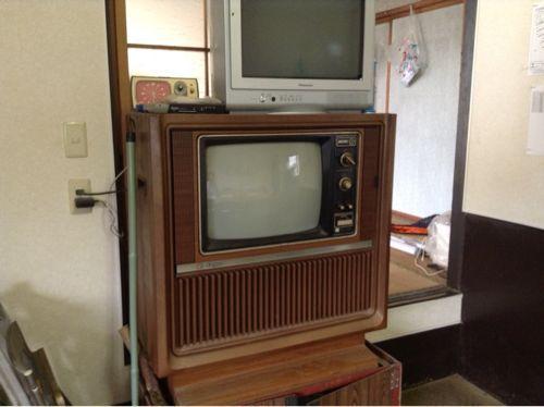 レトロなテレビ_e0266363_21415828.jpg