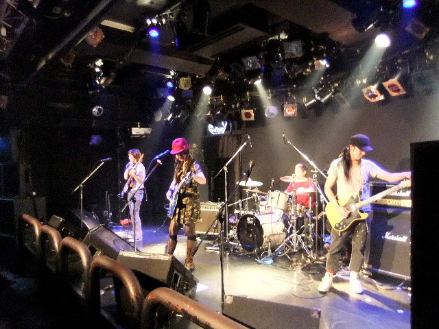 THE MUSIC EMISSION @ 渋谷 GUILTY ② - more crazy about the sweet-trip