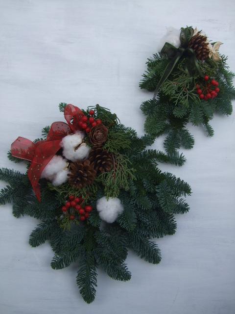 オークリーフ(クリスマスリース)_f0049672_1753435.jpg